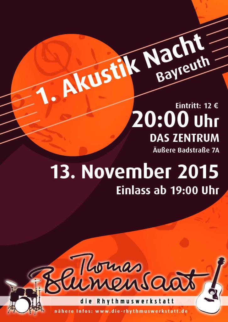 AkustikNacht-Bayreuth-Flyer