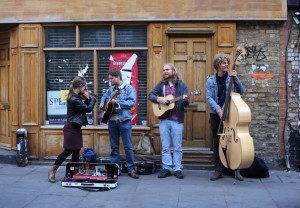 Oporto London Straßenmusik - AkustikNacht